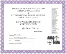 Life Wellness Coach